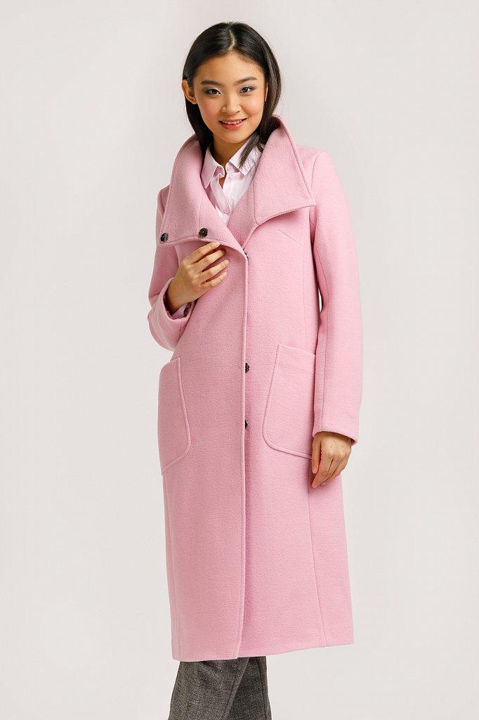 Пальто женское, Модель B20-11017, Фото №3