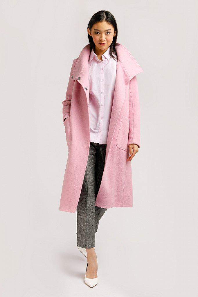Пальто женское, Модель B20-11017, Фото №4