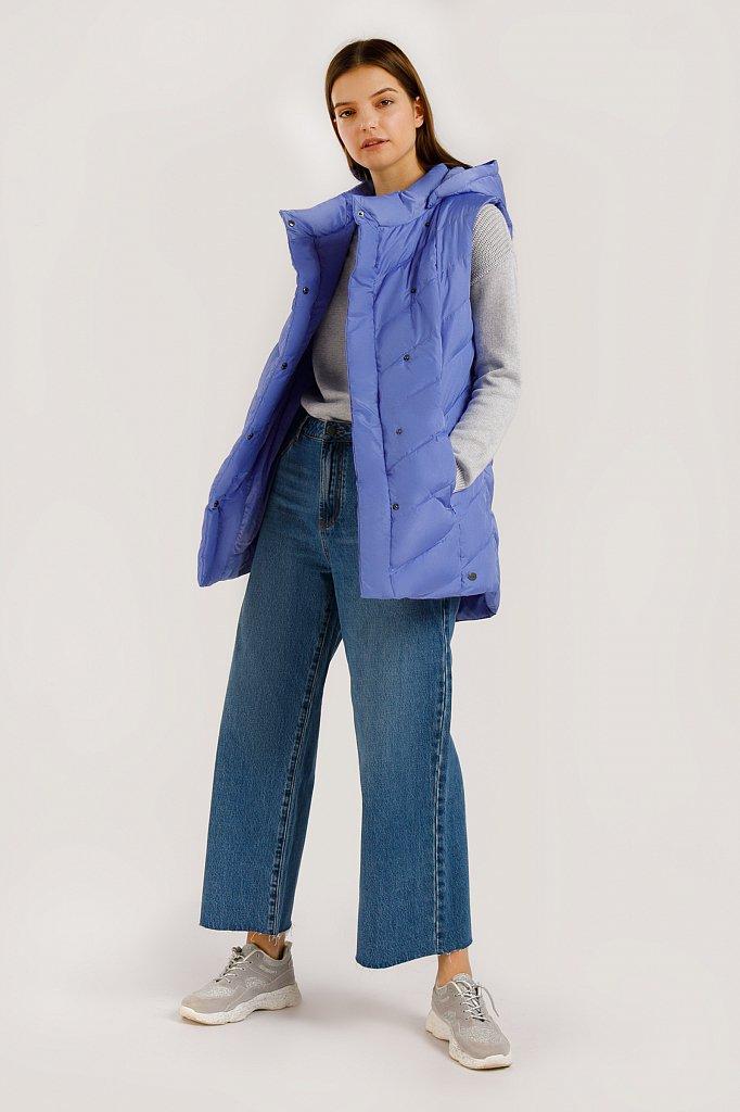 Жилет женский, Модель B20-11005, Фото №2