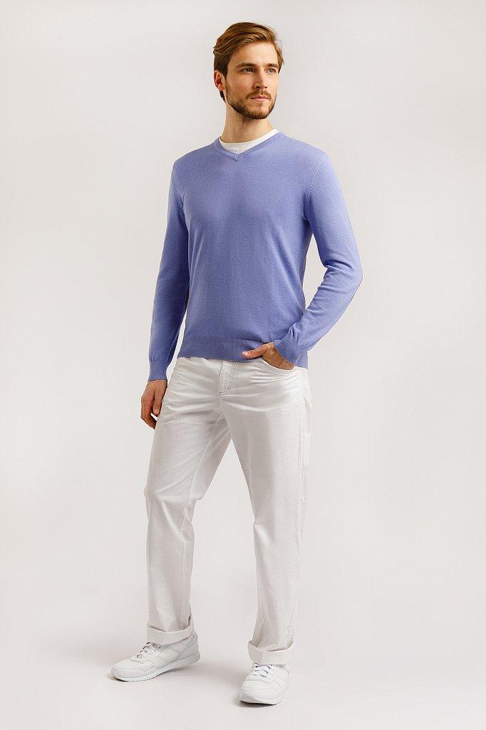 Джемпер мужской, Модель B20-21101, Фото №3