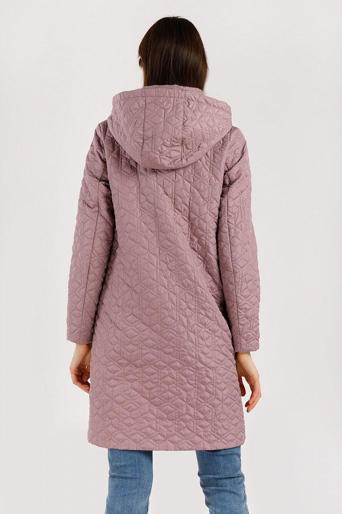 Пальто женское, Модель B20-11091, Фото №4