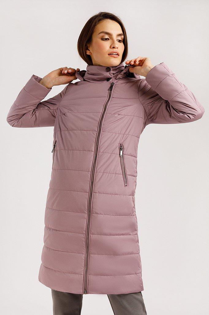 Пальто женское, Модель B20-11097, Фото №1