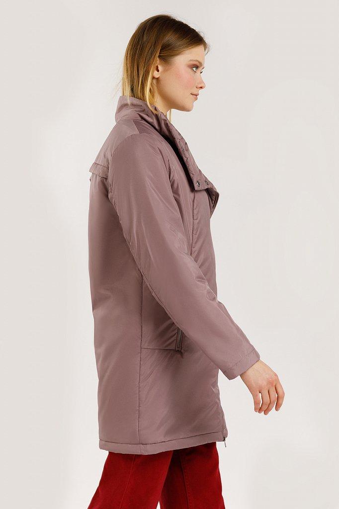 Полупальто женское, Модель B20-11099, Фото №4