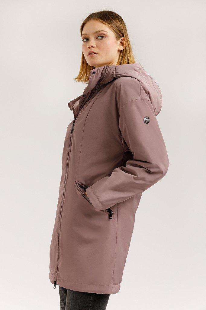Полупальто женское, Модель B20-32002, Фото №3