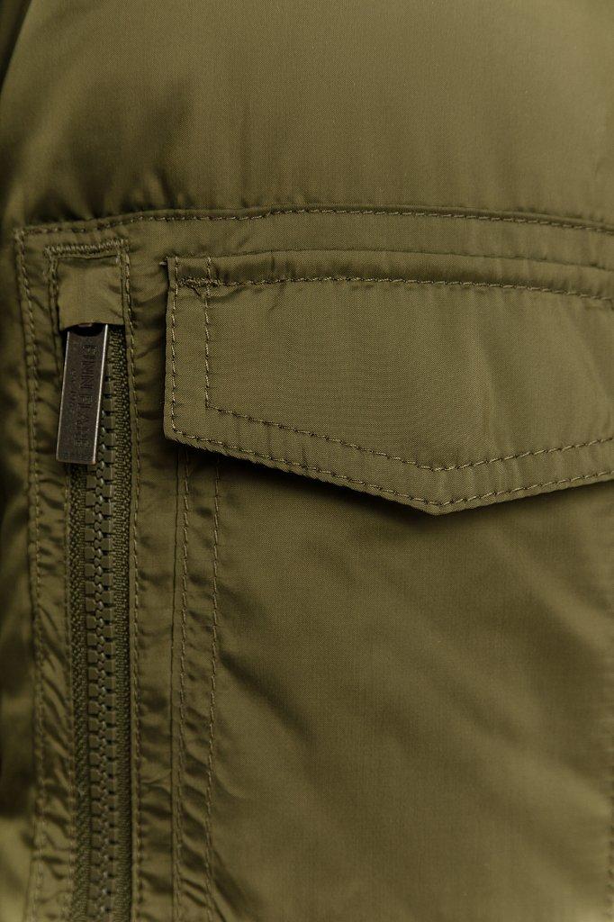 Куртка мужская, Модель B20-42003, Фото №5