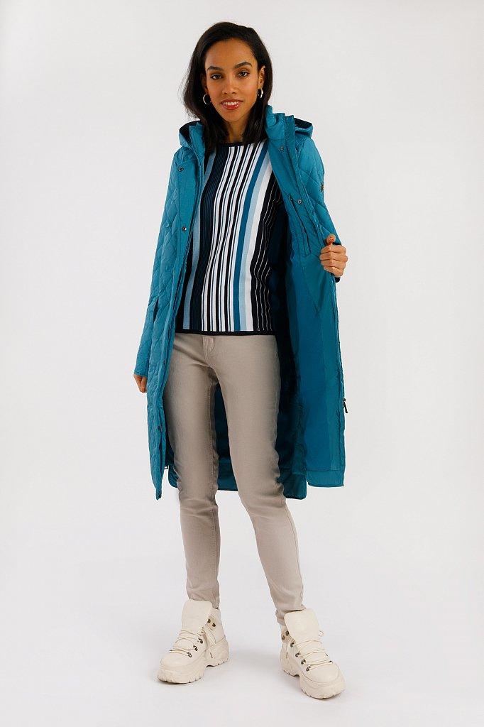 Пальто женское, Модель B20-11000, Фото №2