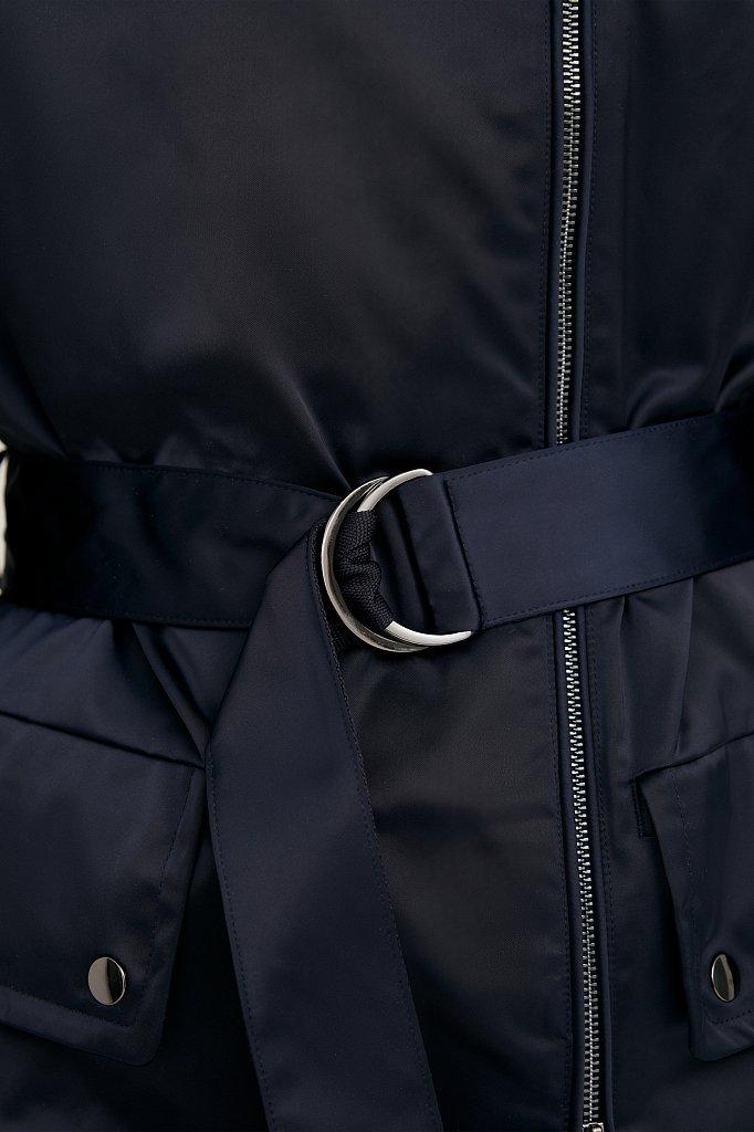 Плащ с защитой от влаги, Модель B21-11006, Фото №6