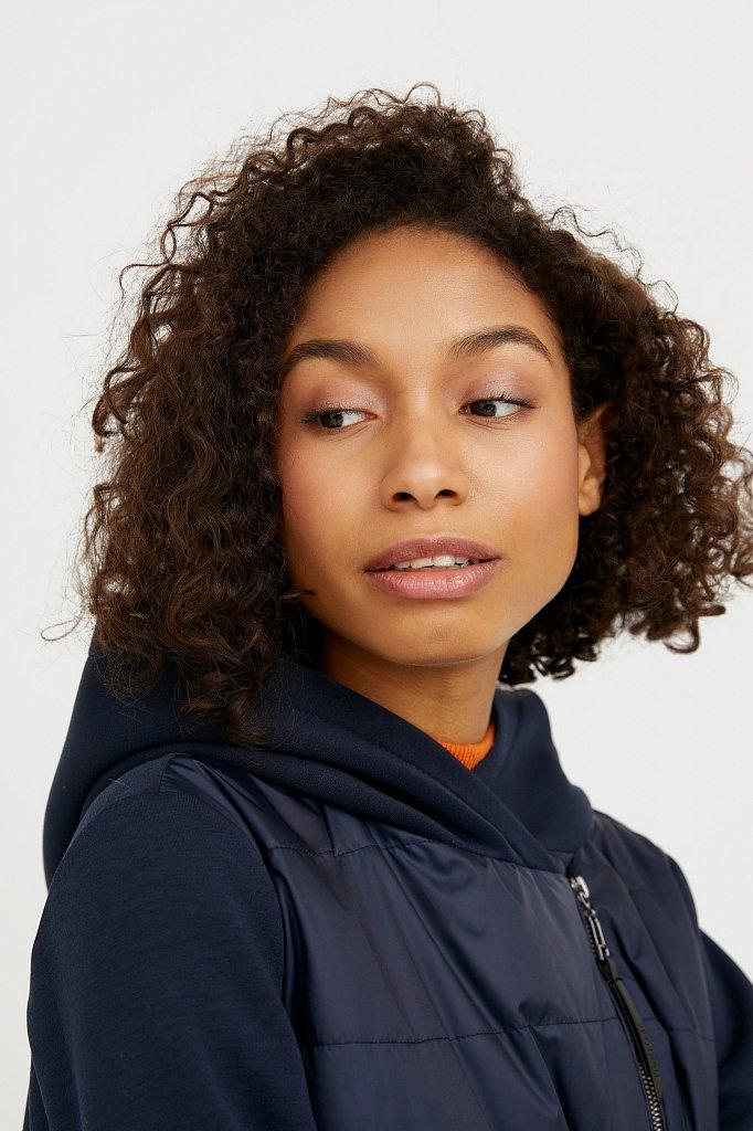 Пальто женское, Модель B21-11031, Фото №6