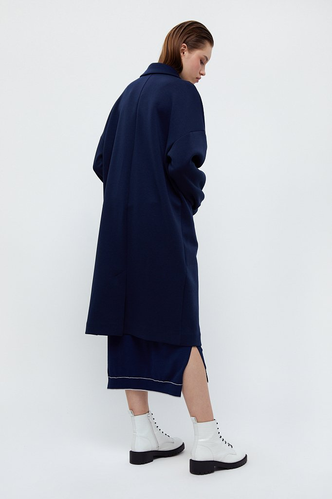 Пальто женское, Модель B21-11033, Фото №3