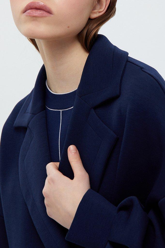 Пальто женское, Модель B21-11033, Фото №4