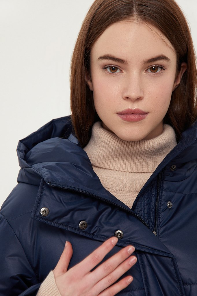 Куртка женская, Модель B21-12068, Фото №6