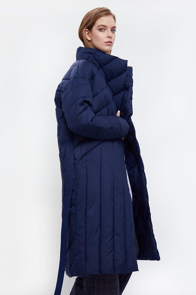 Пальто женское, Модель B21-12069, Фото №3