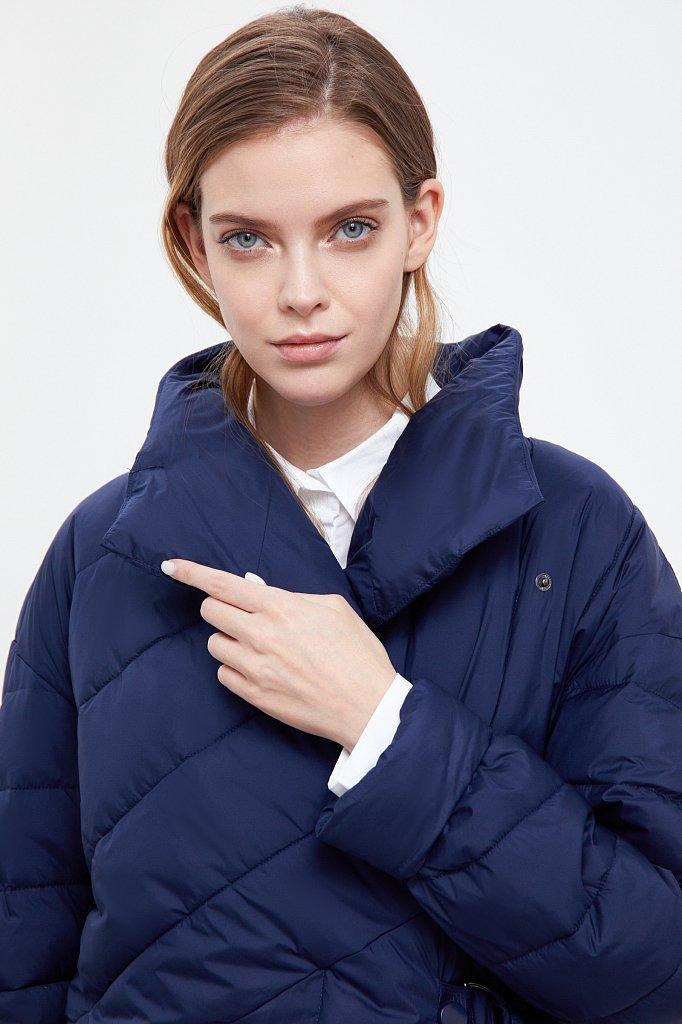 Пальто женское, Модель B21-12069, Фото №6