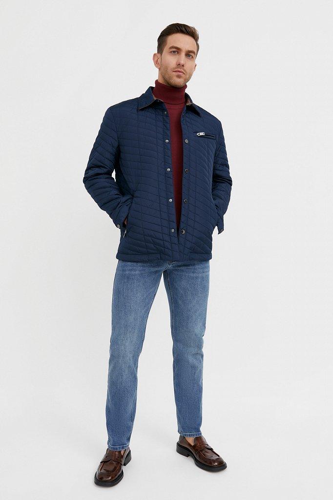 Куртка мужская, Модель B21-21001, Фото №2