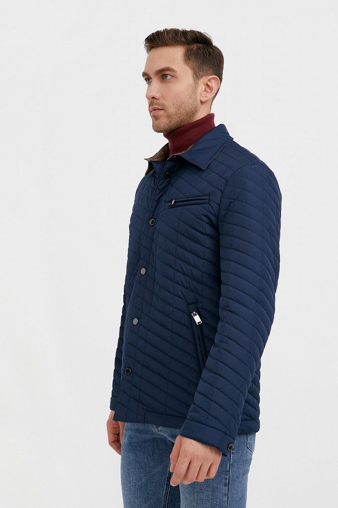 Куртка мужская, Модель B21-21001, Фото №3
