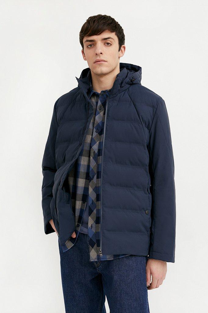 Куртка мужская, Модель B21-21004, Фото №1