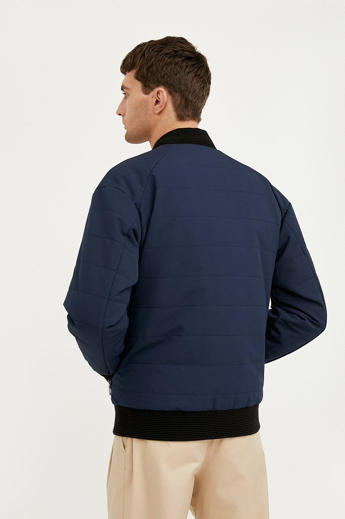 Куртка мужская, Модель B21-22012, Фото №4