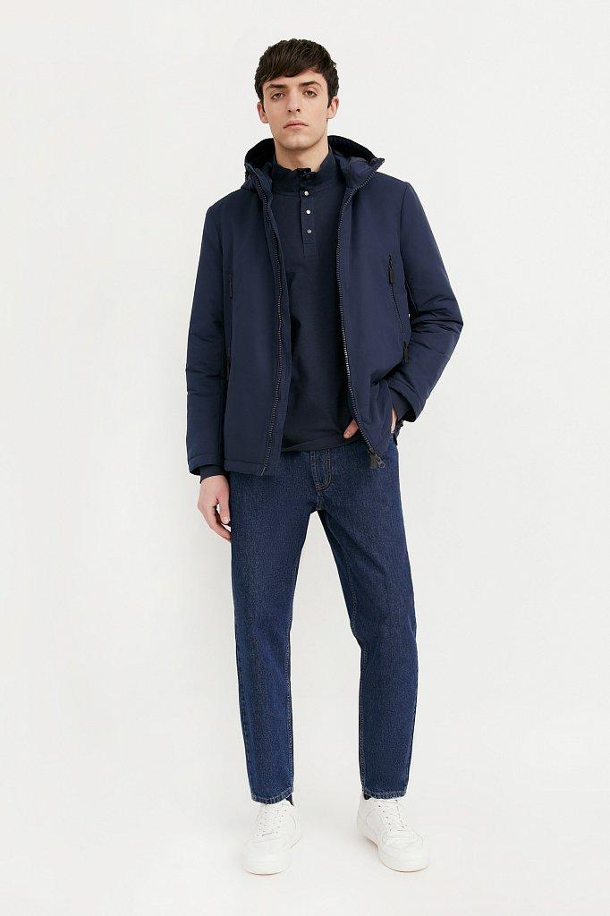 Куртка мужская, Модель B21-22014, Фото №1