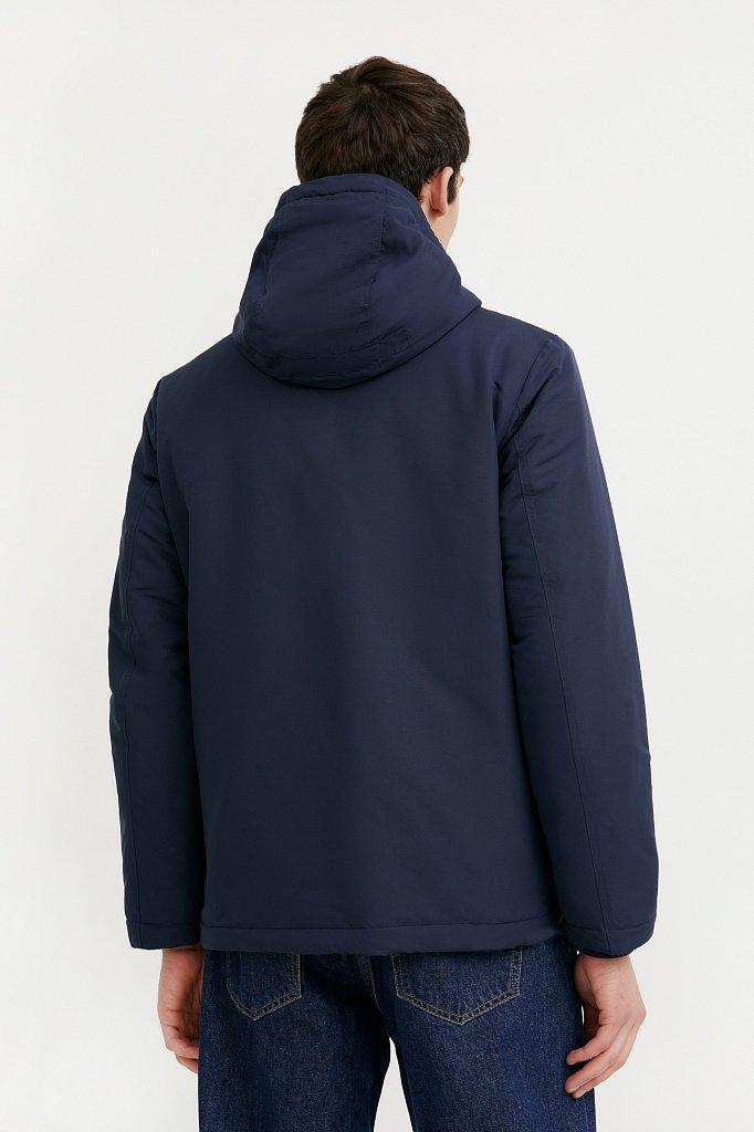 Куртка мужская, Модель B21-22014, Фото №4