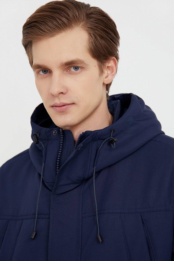 Полупальто мужское, Модель B21-22015, Фото №6