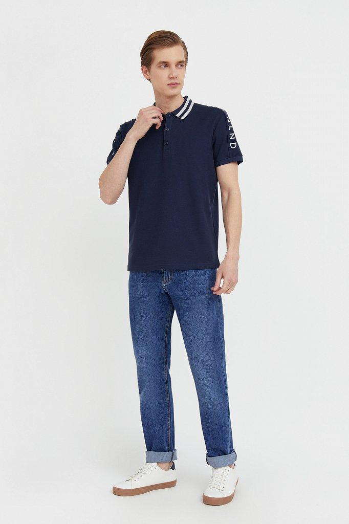 Поло мужское, Модель B21-22029, Фото №2