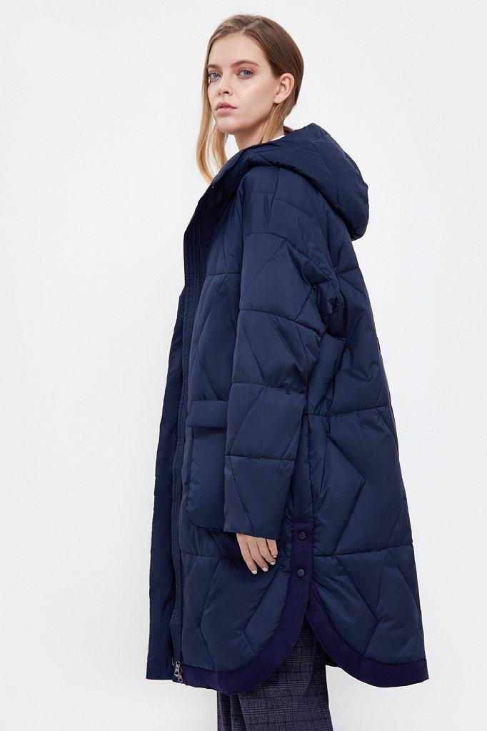 Пальто женское, Модель B21-32002, Фото №1