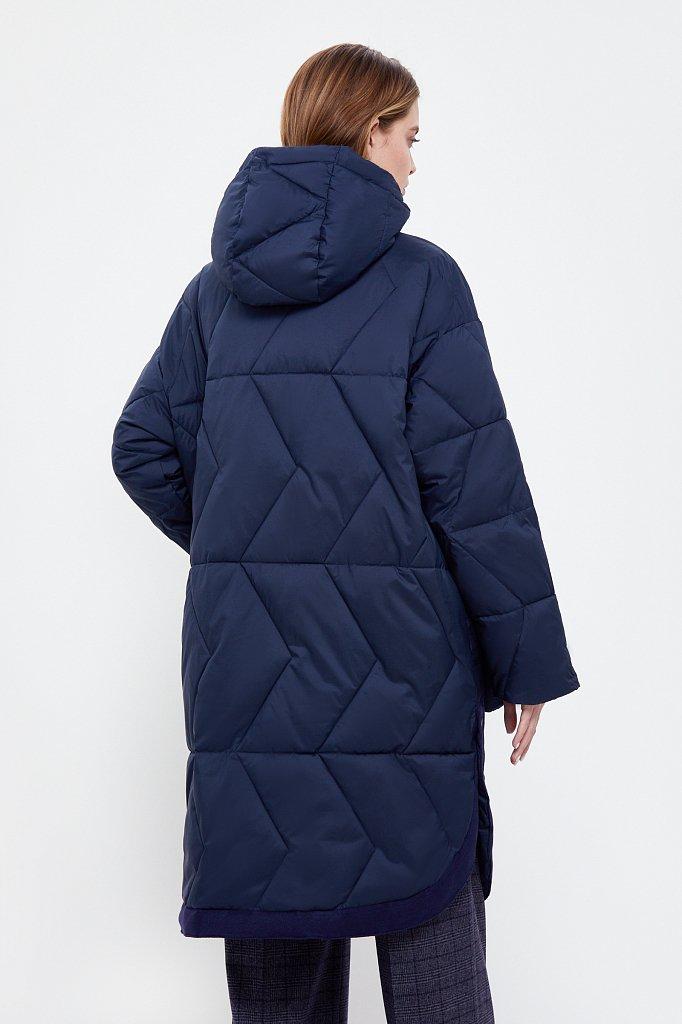 Пальто женское, Модель B21-32002, Фото №4
