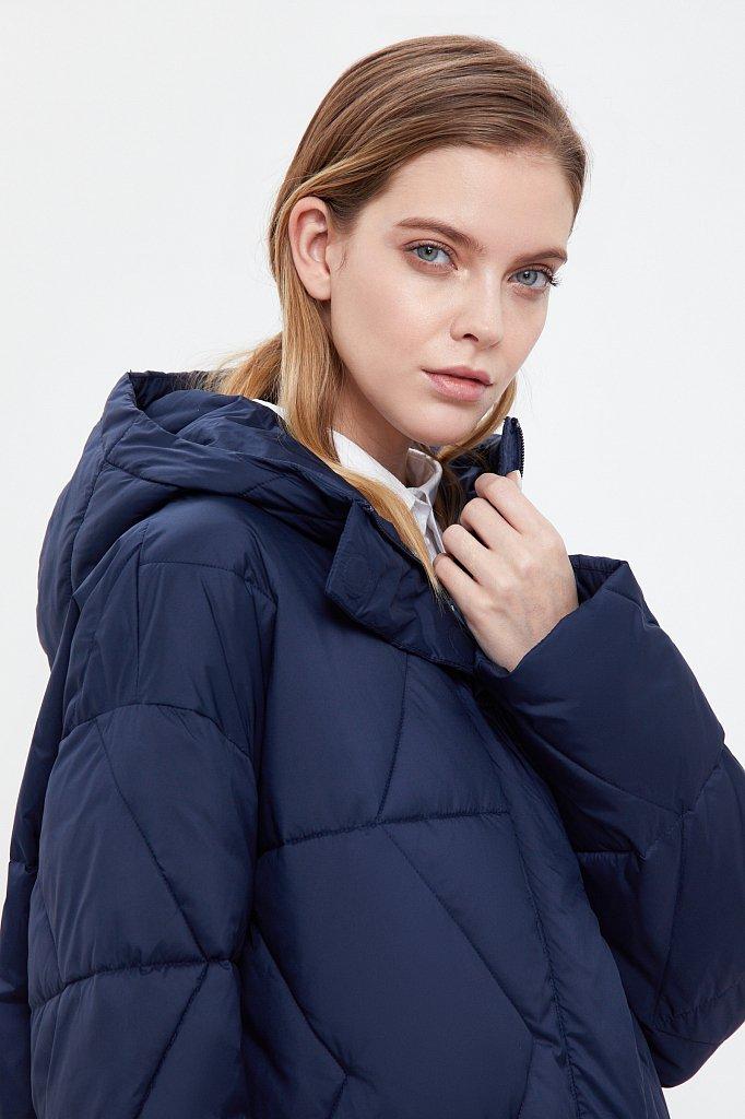 Пальто женское, Модель B21-32002, Фото №6
