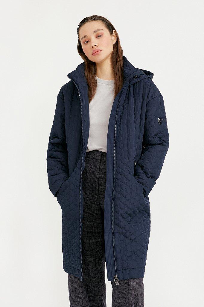 Пальто женское, Модель B21-32004, Фото №1
