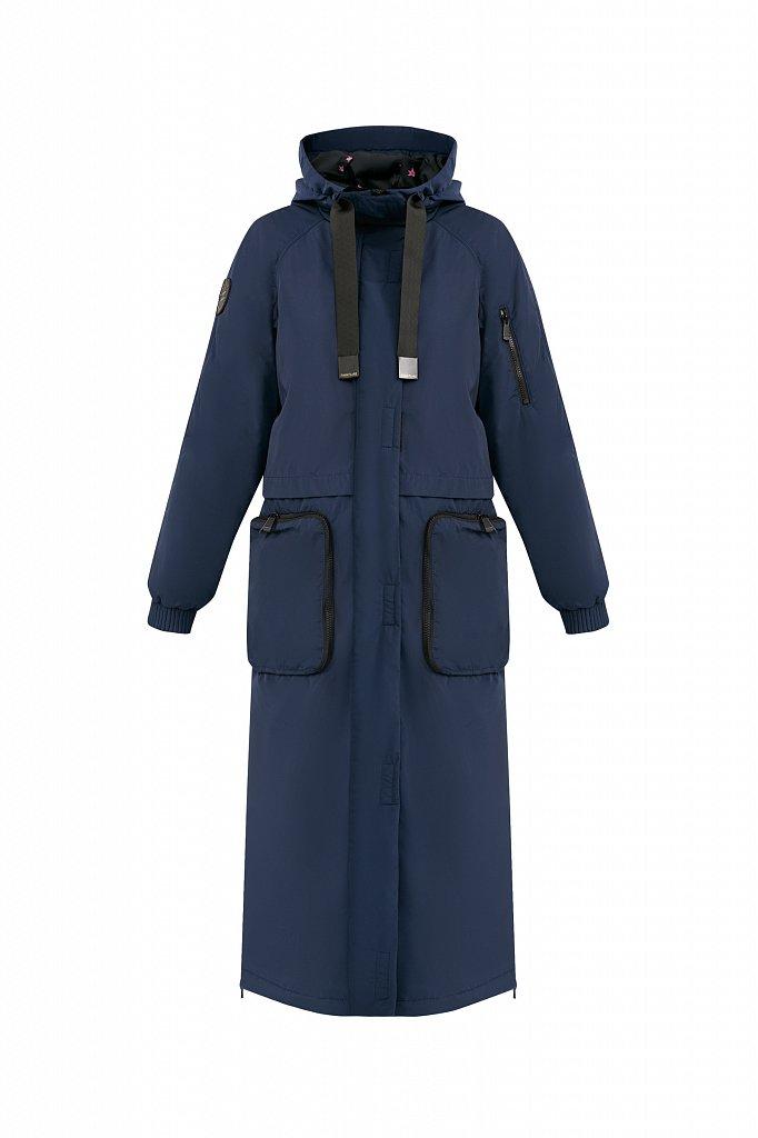 Пальто женское, Модель B21-32010, Фото №8