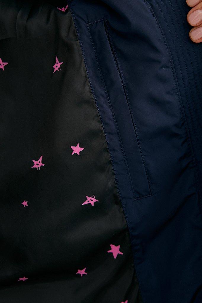 Пальто женское, Модель B21-32010, Фото №4