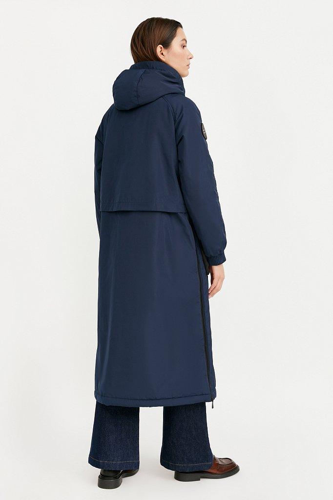 Пальто женское, Модель B21-32010, Фото №5