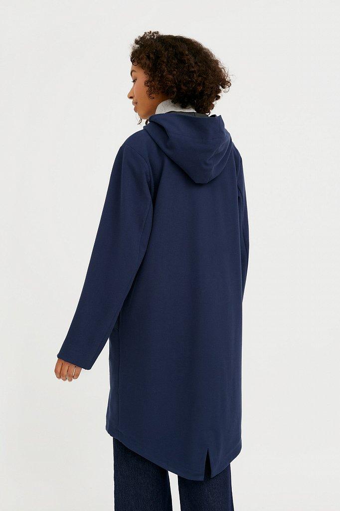 Пальто женское, Модель B21-32014, Фото №4