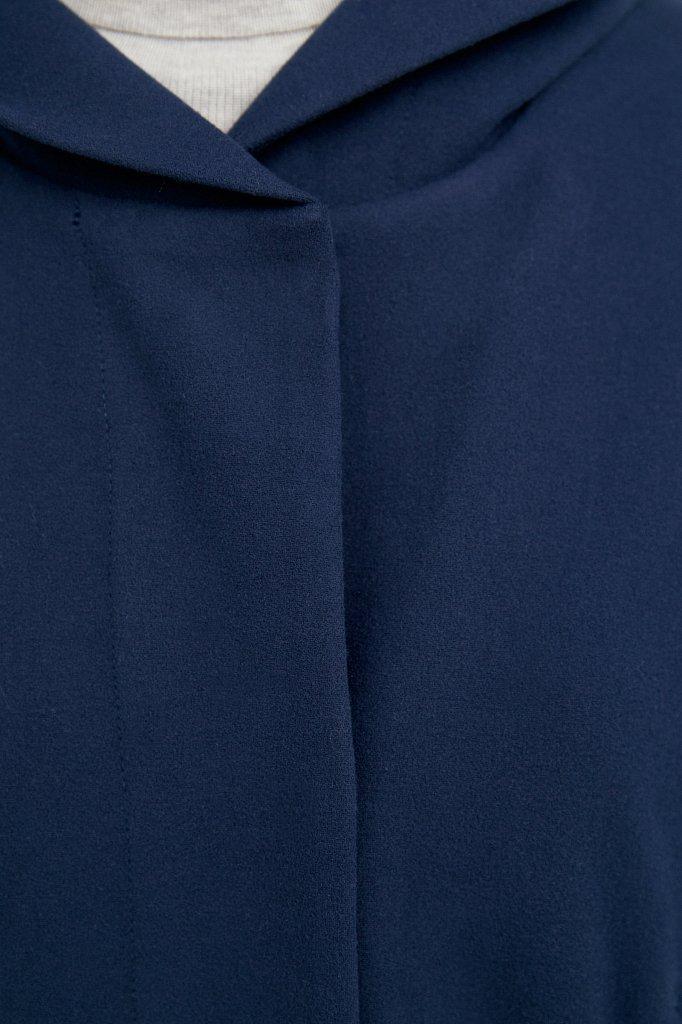 Пальто женское, Модель B21-32014, Фото №5