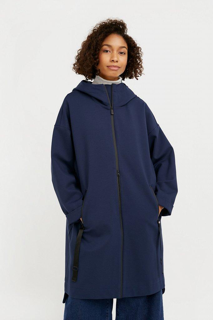 Пальто женское, Модель B21-32015, Фото №1