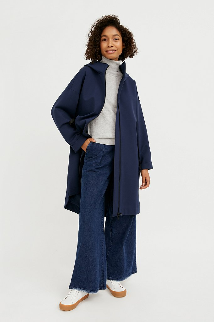 Пальто женское, Модель B21-32015, Фото №2