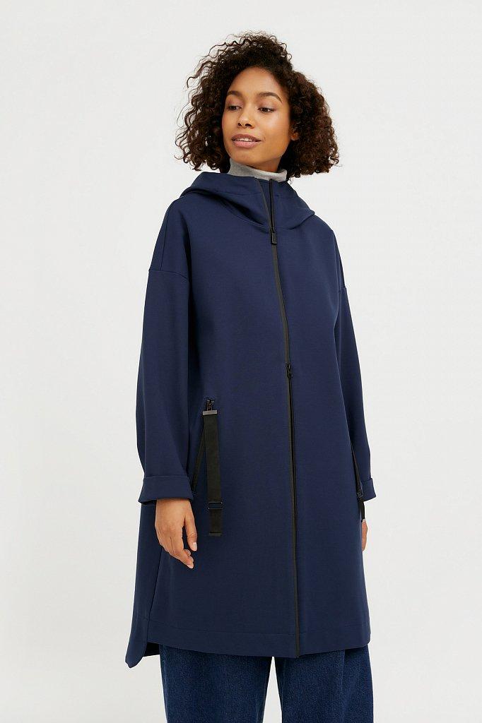 Пальто женское, Модель B21-32015, Фото №3