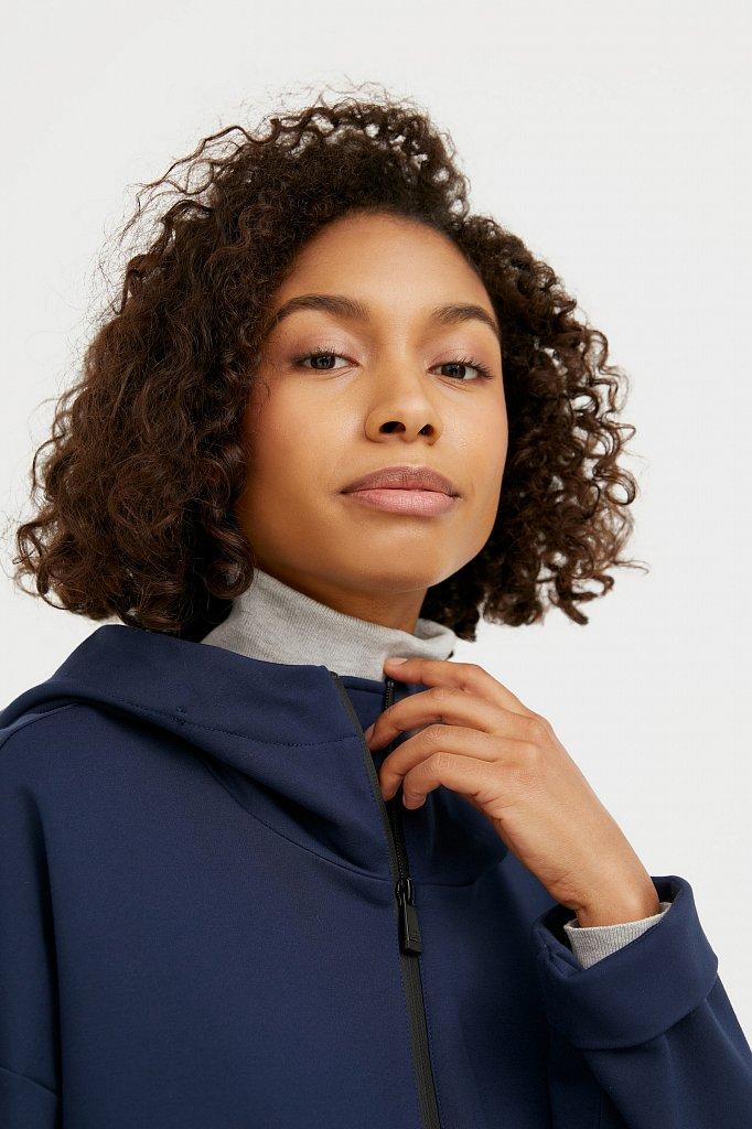 Пальто женское, Модель B21-32015, Фото №7