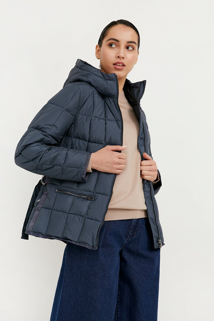 Куртка женская, Модель B21-32056, Фото №2