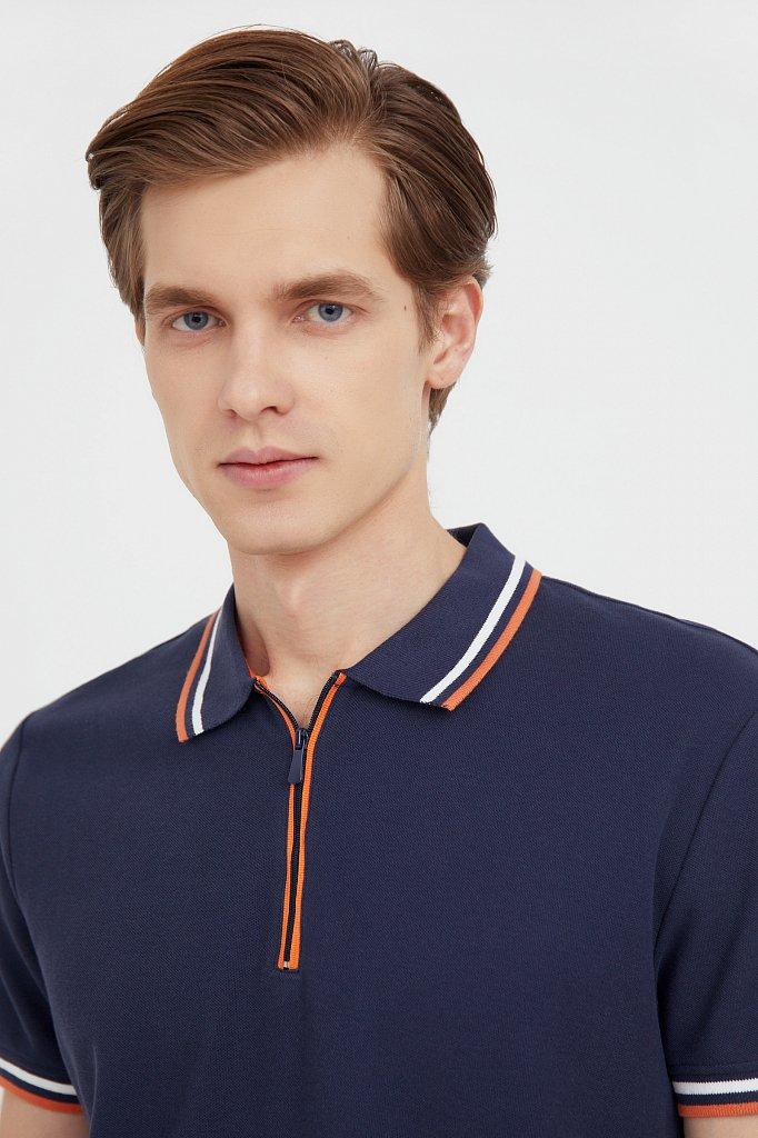 Поло мужское, Модель B21-42022, Фото №6