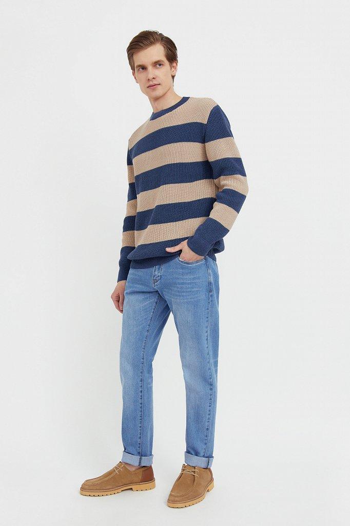 Джемпер мужской, Модель B21-42101, Фото №1