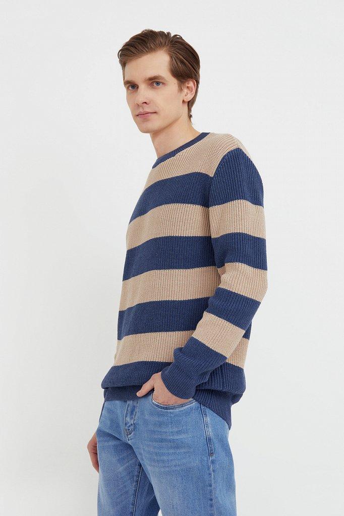 Джемпер мужской, Модель B21-42101, Фото №3