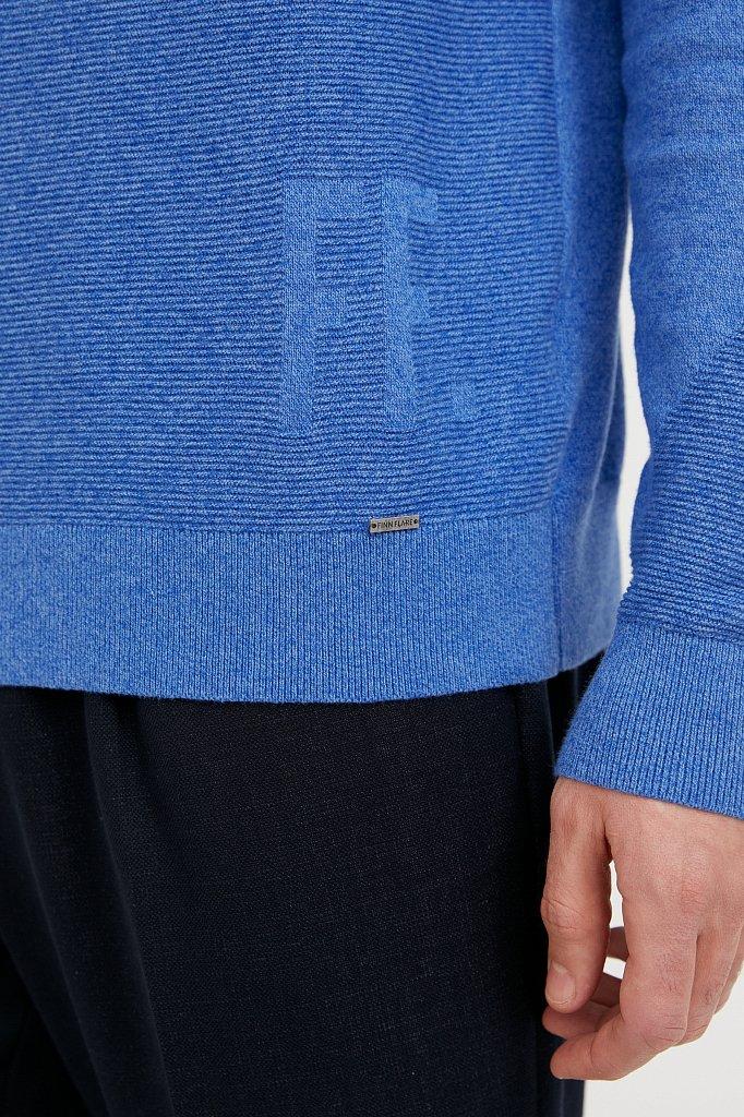 Джемпер мужской, Модель B21-21106, Фото №5