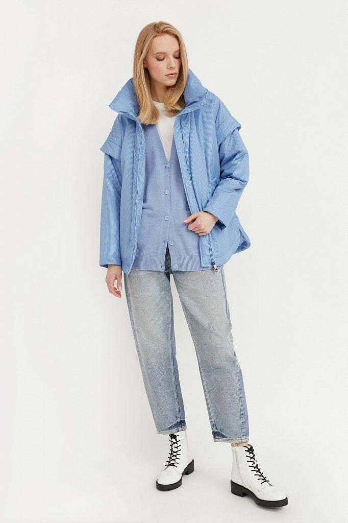 Куртка женская, Модель B21-32036, Фото №1
