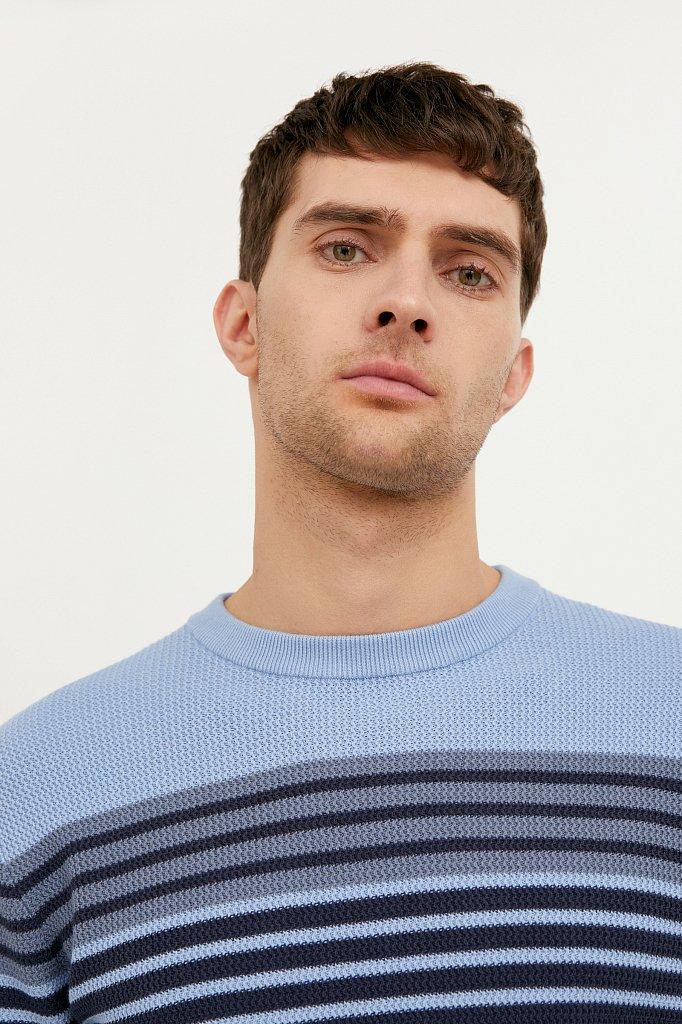 Джемпер мужской, Модель B21-42115, Фото №6
