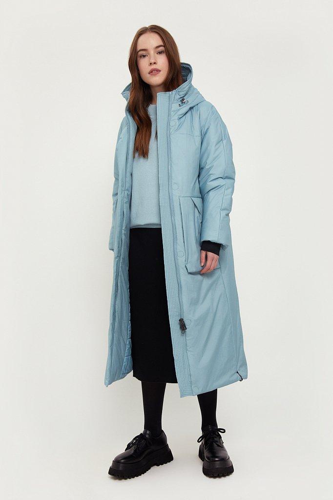 Пальто женское, Модель B21-32057, Фото №2
