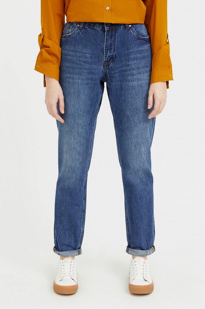 Джинсы женские, Модель B21-15003, Фото №2