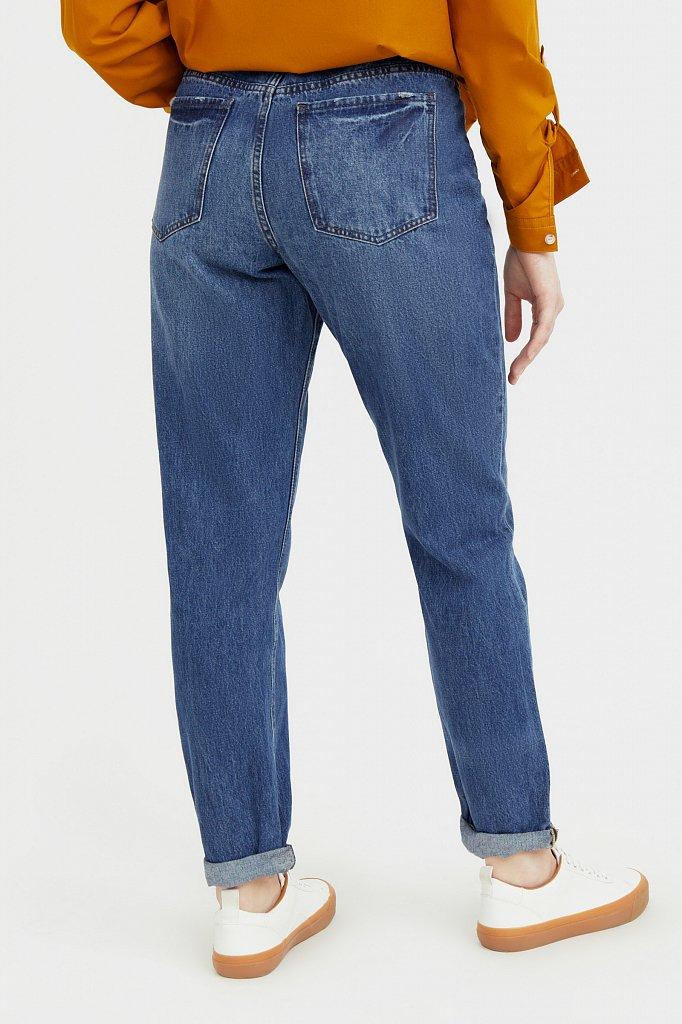 Джинсы женские, Модель B21-15003, Фото №4