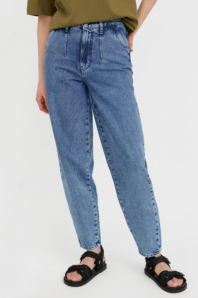 Брюки женские (джинсы), Модель B21-15006, Фото №2