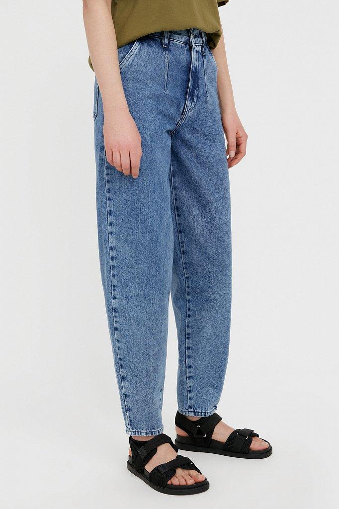 Брюки женские (джинсы), Модель B21-15006, Фото №3